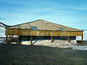 Research Photo Originals - Scotts Hut 02 - McMurdo Base by David Barringhaus