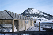 Observation Photos - Scotts Hut, Antarctica by David Vaughan