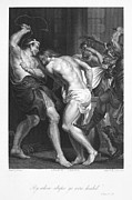 Rubens Metal Prints - Scourging Of Christ Metal Print by Granger