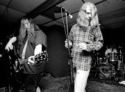 Kurt Cobain Photos - Screaming Trees 1991 concert photo no.2 by J Fotoman