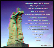 Stereoscopy Photos - Scripture - Use Red-Cyan 3D Glasses by Brian Wallace