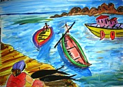 Sonali Singh - Sea and boats