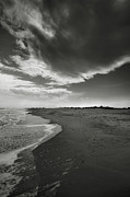 Cloud Prints Prints - Sea And Sky Print by Steven Ainsworth
