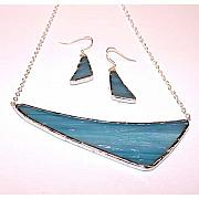 Jewelry Sets Jewelry - Sea Blue from the Athena collection by Kelly DuPrat
