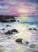 Laura Iverson - Sea Foam and Seashells