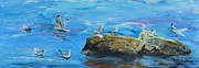 Carolyn Speer - Sea Gull Landing