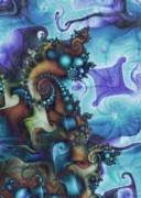 Sea Jewels Print by David April