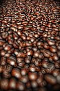Sea Of Beans Print by Gordon Dean II