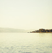 Landscape In Israel Prints - sea of Galilee 1 Print by Benny  Woodoo