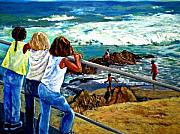 Girls Originals - Sea Point Summer by Michael Durst
