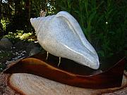 Shell Sculpture Originals - Sea Shell by Pavla Landsman