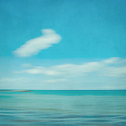 sea square VII Print by Iris Lehnhardt