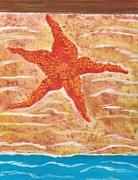 Star Fish Originals - Sea Star at the Beach by Kristen Beck