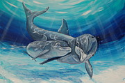 Ocean Mammals Originals - Sea the Love by Katheryn Napier