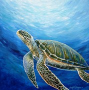 Sarah Grangier - Sea Turtle