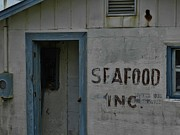 Companies Prints - Seafood Inc Print by Robert Ulmer
