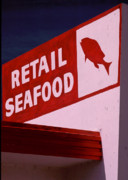 Florida Seafood Prints - Seafood Print by Michael L Kimble