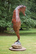 Nude Sculpture Originals - SeaHorse by Ben Dye
