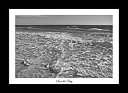 Tumbling Posters - Seas the Day Poster by Betsy A Cutler East Coast Barrier Islands