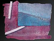 Sculpture Tapestries - Textiles - Seascape by Gary Ciancio