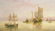 Cargo Paintings - Seascape by Henry Redmore