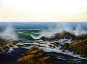 Frank Wilson - Seascape Study 5