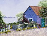 Patrick Antonelle - Seaside Cottage Nantucket