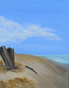 Vickie Roche - Seaside in Oils