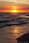 Seaside Serenade I Print by Charles Warren