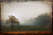Vintage Landscape Prints - Season Of Mists Print by Evelina Kremsdorf
