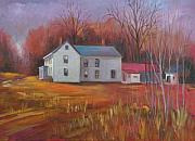 Nita Leger Casey - Seasons End On The Farm