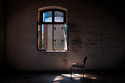 Frame House Photos - Seat for one by Nathan Wright