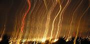 Silvie Kendall - Seattle Burning at Night