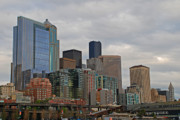 Seattle Waterfront Photos - Seattle  by Carol  Eliassen