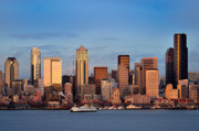 Jay Mudaliar - Seattle downtown skyline...