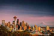 Brian Bonham - Seattle Skyline