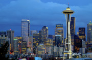 Jay Mudaliar - Seattle Space needle at...