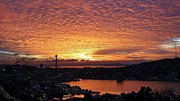 Ginger Denning - Seattle Sunset
