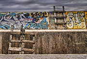 Seawall Prints - Seawall Print by Ryan Wyckoff