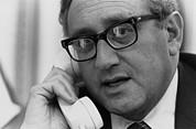 Sec. Of State Henry Kissinger Print by Everett
