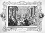 Second Council Of Nicaea Print by Granger