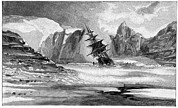 Surviving Prints - Second Grinnell Expedition, 1853-1856 Print by Cci Archives