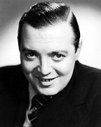 Films By Alfred Hitchcock Metal Prints - Secret Agent, Peter Lorre, 1936 Metal Print by Everett