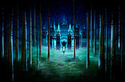 Matte Posters - Secret Castle Poster by Svetlana Sewell