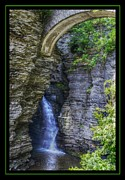 Matthew Green Acrylic Prints - Secrets of Watkins Glen Acrylic Print by Matthew Green