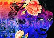 Secrets Print by Ramneek Narang