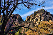 Red-rock Country Prints - Sedona Arizona II Print by Jon Berghoff