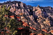 Red-rock Country Prints - Sedona Arizona IV Print by Jon Berghoff