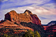 Red-rock Country Prints - Sedona Arizona VII Print by Jon Berghoff