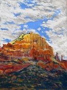 Sedona Pastels Prints - Sedona Light Print by Jason Leisering